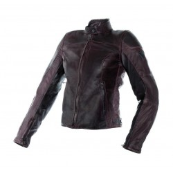 Mike Lady Leather Jacket