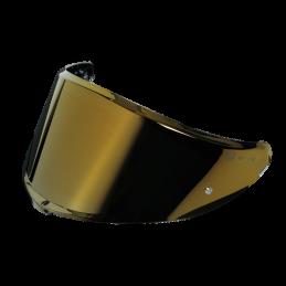 Visor K6 Iridium Gold