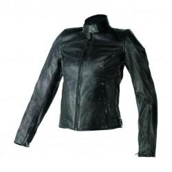 Mike Lady Leather Jacket