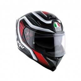 K-5 Firerace Black/Red