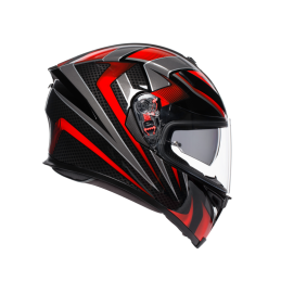 K-5 Hurricane 2.0 Black/Red