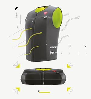 La Smart Jacket - Foldable